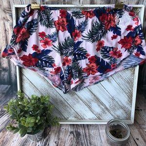 Hawaiian PINK VS shorts